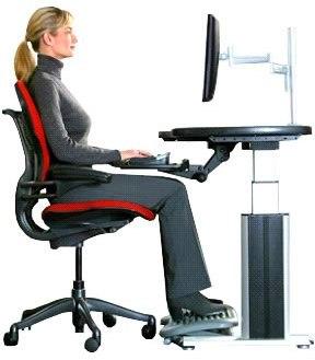 Formation gestes et postures ergonomie sur poste de for Recomendaciones ergonomicas para trabajo en oficina
