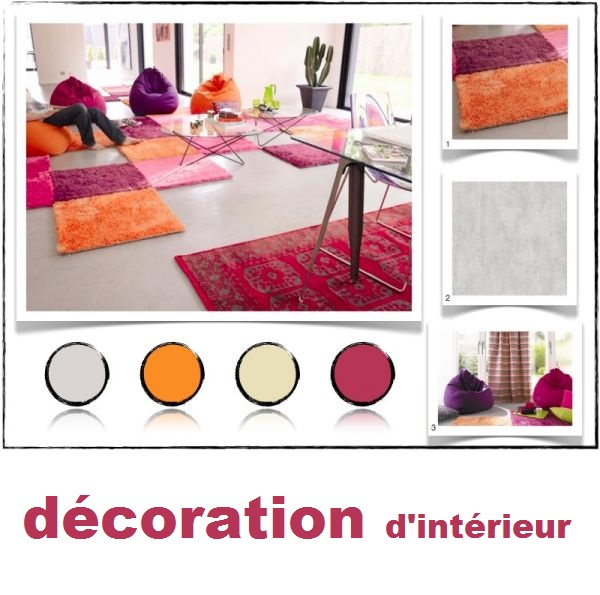 Formation mise en couleur et cr ation d ambiances d co avec photoshop toulouse paris nice for Formation deco interieur