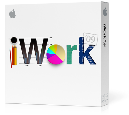 Bureautique Apple - Office - Ilife - IWorks